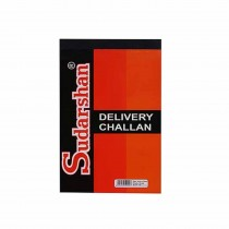 Sudarshan Plus Delivery Challan (50 Leaves) Pack of 5