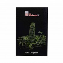 Sudarshan Plus Extra Long Note Book (Pack of 6)