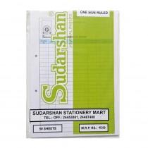 Sudarshan Plus Journal Paper (50 Sheets)