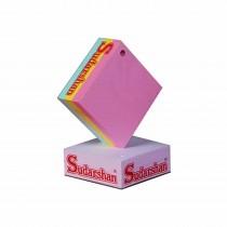 Sudarshan Plus Paper Cube