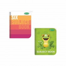 Sundaram 6 Subject Book 300 Pages (Pack of 3)