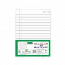 Sundaram Big Answer Sheet (Black) 240 Sheets