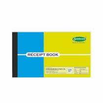 Sundaram Receipt Duplicate Book (50 Leaves) Pack f 12