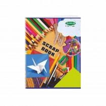 Sundaram Scrap Book 32 Pages (Plain) Pack of 6