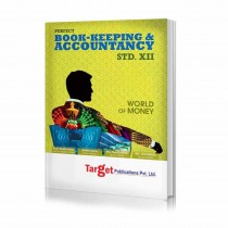 Target Publications Book Keeping And Accountancy For Class 12