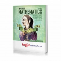 Target Publications Class 12 JEE Main MHT-CET Mathematics Mcqs