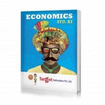 Target Publications Economics For Class 11