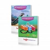 Target Publications Mathematics 1 & 2 For Class 10 (English Medium)
