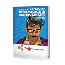 Target Publications Organization Of Commerce & Management For Class 11