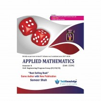 Techknowledge Publications Applied Mathematics by Shah For Civil Engineering Sem 2