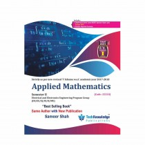 Techknowledge Publications Applied Mathematics by Shah For Electrical Engineering Sem 2