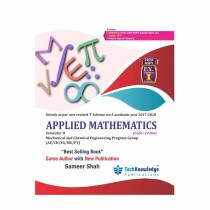 Techknowledge Publications Applied Mathematics by Shah For Mechanical Engineering Sem 2