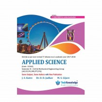 Techknowledge Publications Applied Science by Katre For Civil Engineering Sem 2