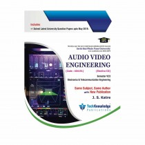 Techknowledge Publications Audio Video Engineering by Katre For E&TC Engineering Sem 8
