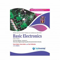 Techknowledge Publications Basic Electronics by Katre For Electronics Engineering Sem 2