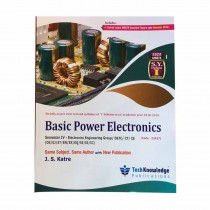 Techknowledge Publications Basic Power Electronics by Katre For E&TC Engineering Sem 4