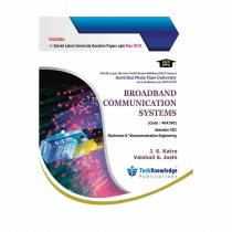 Techknowledge Publications Broadband Communication Systems by Katre For E&TC Sem 8
