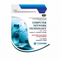 Techknowledge Publications Computer Network Technology by Goyal For Information Technology Engineering Sem 6