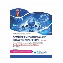 Techknowledge Publications Computer Networking & Data Communication by Katre For Electronics Engineering Sem 6