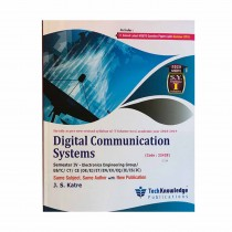 Techknowledge Publications Digital Communication Systems by Katre For E&TC Engineering Sem 4