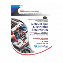 Techknowledge Publications Electrical & Electronics Engineering by Katre For Mechanical Engineering Sem 4