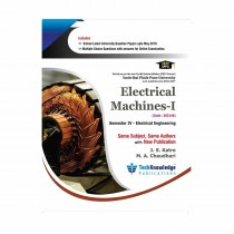 Techknowledge Publications Electrical Machines I by Katre For Electrical Engineering Sem 4