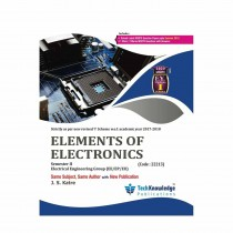 Techknowledge Publications Elements of Electrical Engineering by Katre For Electronics Engineering Sem 2