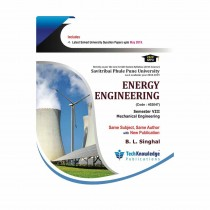 Techknowledge Publications Energy Engineering by Singhal For Mechanical Engineering Sem 8