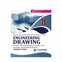 Techknowledge Publications Engineering Drawing by Singh For Mechanical Engineering Sem 2