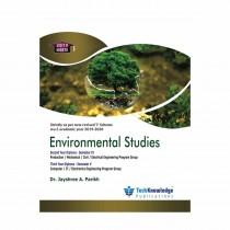 Techknowledge Publications Environmental Studies by Parikh For Civil Engineering Sem 4