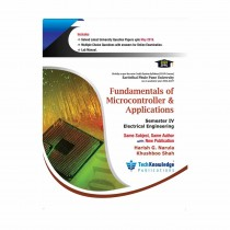Techknowledge Publications Fundamentals of Microcontroller & Applications by Narula For Electrical Engineering Sem 4