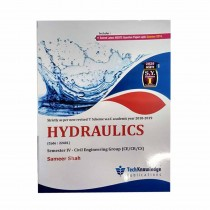 Techknowledge Publications Hydraulics by Shah For Civil Engineering Sem 4