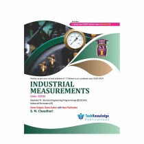 Techknowledge Publications Industrial Measurments by Chaudhari For Electrical Engineering Sem 4