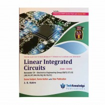 Techknowledge Publications Linear Integrated Circuits by Katre For E&TC Engineering Sem 4