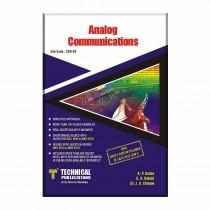 Technical Publication ANALOG COMMUNICATIONS By Godse, Bakshi, Chitode For SE E & TC Sem 2