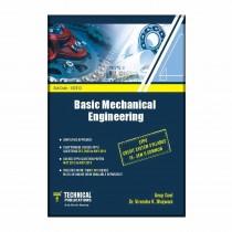 Technical Publication Basic Mechanical Engineering By Goel, Shinde, Karad For FE SEM II