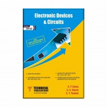 Technical Publication Electronic Devices and Circuits By Godse, Bakshi, Tamboli For SE E & TC Sem 1
