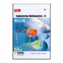 Technical Publication Engineering Mathematics II By Tambe, Kate, Bhapkar For FE SEM II