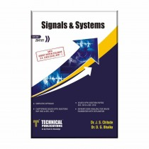 Technical Publication Signals and Systems By Chitode, Bhalke For SE E & TC Sem 1