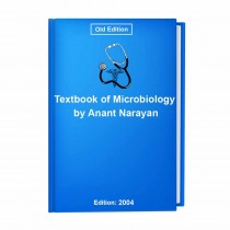 Textbook of Microbiology by Anant Narayan