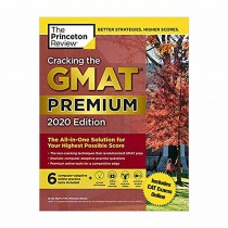 The Princeton Review Cracking the GMAT Premium 2020 Edition