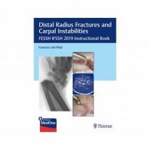 Thieme Distal Radius Fractures & Carpal Instabilities 1st Edi By Del Pinai 2019