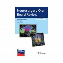 Thieme Neurosurgery Oral Board Review 3rd Edi By Citow 2019