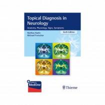Thieme Topical Diagnosis in Neurology 6th Edi By Baehr 2019