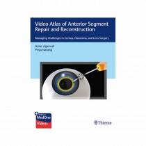 Thieme Video Atlas of Anterior Segment Repair & Reconstruction By Agarwal 2019