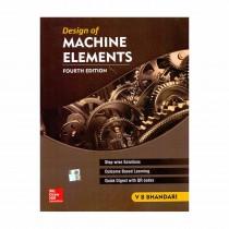 TMH Design of Machine Elements By V B Bhandari
