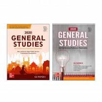 TMH General Studies Paper 1 & 2 2020 (English)