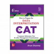 TMH How To Prepare For Data Interpretation For CAT By Arun Sharma 6th Edi