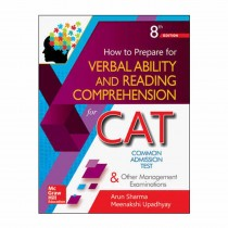 TMH How To Prepare For Verbal Ability And Reading Comprehension For CAT By Arun Sharma 8th Edi