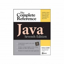 TMH Java The Complete Reference, Seventh Edition By Schildt